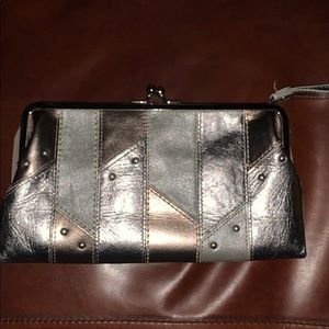 Fossil large wallet/clutch